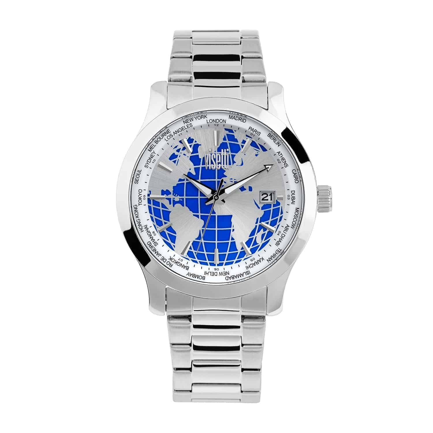 STAINLESS STEEL WATCH STAINLESS STEEL BAND e37fff2a171