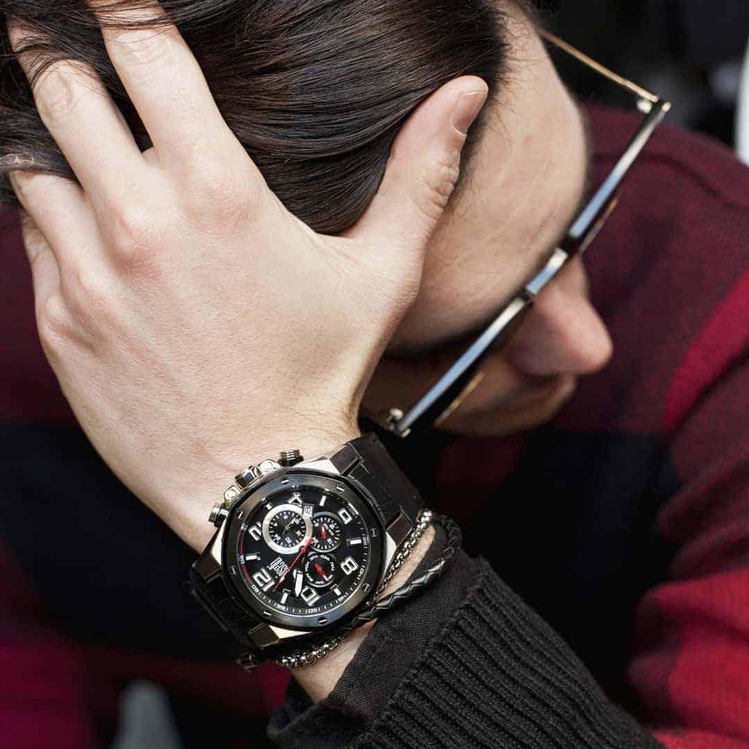 Αντρικό ρολόι Visetti
